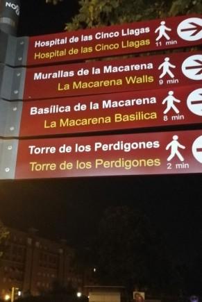 Sevilla-Torre de los perdigones